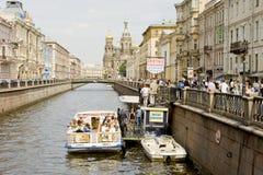 Sankt Petersburg Royalty-vrije Stock Foto