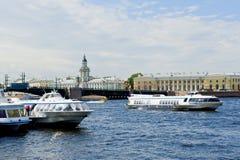 Sankt Petersburg Royalty-vrije Stock Afbeelding