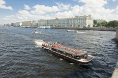 Sankt Petersburg Stock Photography