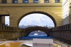 Sankt-Petersburg Lizenzfreies Stockbild