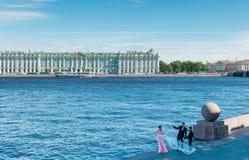 SANKT PETERSBURG, RUSSIA – JUNE 11, 2015 Stock Photo