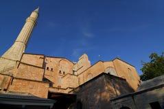 Sankt Sofia in Istanbul Lizenzfreie Stockfotos