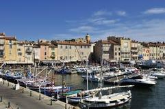 Sankt Tropez стоковое изображение rf