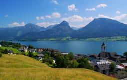 Sankt Wolfgang, Austria Stock Photos