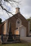 Sanktt Georges Anglicankyrka arkivfoton