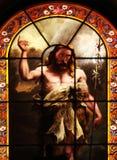 Sanktt John The Baptist Arkivbild