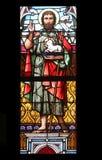 Sanktt John The Baptist Arkivfoto