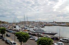 Sanktt Malo Arkivfoto