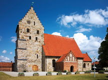 Sanktt Nicolai kyrka Royaltyfri Fotografi