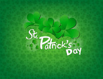 Sanktt Patricks dagbakgrund Arkivfoton