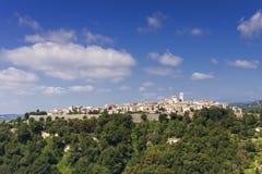 Sanktt Paul de Vence, Provence Arkivfoton