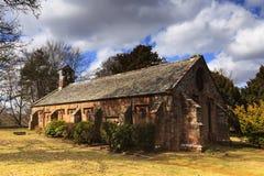 Sanktt Wilfrids kapell royaltyfria foton