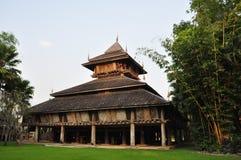 Sanktuarium drewno zdjęcie royalty free