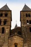 Sanktuarium dwóch świętych: św. Małgorzaty Marii Alacoque o Stock Photography