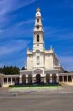 Sanktuarium Fatima Zdjęcia Royalty Free