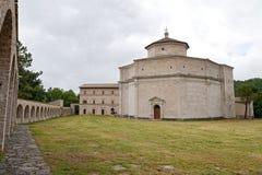 Sanktuarium Macereto, Macerata Fotografia Stock