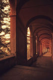 Sanktuarium madonna San Luca obraz stock
