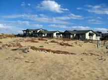 Sanktuarium miejscowość nadmorska, Monterey zatoka, Kalifornia Zdjęcia Stock