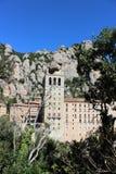 Sanktuarium Montserrat fotografia royalty free