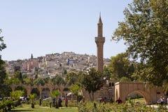 Sanliurfa, die Türkei stockbild