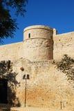Sanlucar de Barrameda castle. Stock Photography