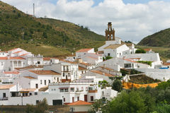 Sanlucar de Guadiana Royalty Free Stock Images