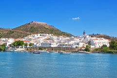 Sanlucar de Guadiana, Alcotim. Stock Photography