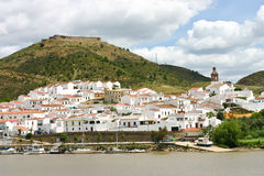 Sanlucar de guadiana, Spain Royalty Free Stock Images