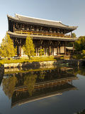 Sanmon Gate the National Treasure Royalty Free Stock Image