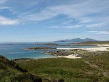 Sanna Bay Royalty Free Stock Photo