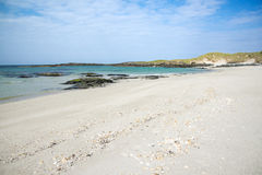 Sanna Bay Royalty Free Stock Photo
