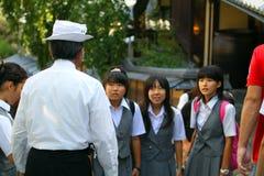 Sannenzaka and Ninenzaka in Kyoto, Japan Stock Photos