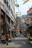 Sannomiya, Kobe, Japan cityscape. Stock Photography