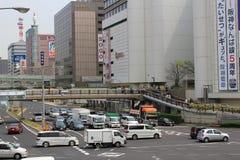 Sannomiya, Kobe, Japan cityscape. Stock Image