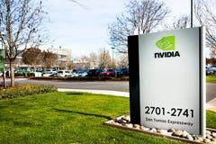 Sannyvale, CA, usa - Feb 1, 2018: Budynek LinkedIn Korporacja biuro Obrazy Royalty Free