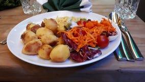 Sano & verdura Fotografia Stock Libera da Diritti