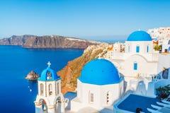 Sanorini Island, Greece Royalty Free Stock Image