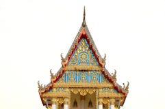 Sanphantaynorrasing tempel i Thailand Royaltyfri Foto