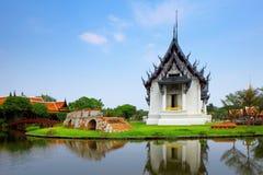 Sanphet在泰国 免版税库存图片