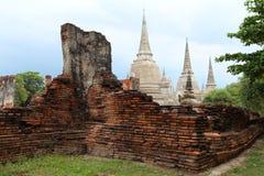 Sanphet di sri di phra di Wat Fotografia Stock Libera da Diritti