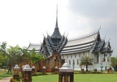 Sanphet Maha Prasat Hall immagine stock