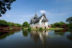 Sanphet Prasat Palace. In Ancient City, Bangkok Royalty Free Stock Image