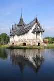 Sanphet Prasat Palace, Ancient City, Bangkok, Thai Stock Image