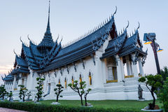 Sanphet Prasat Palace Royalty Free Stock Photos