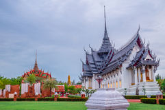 Sanphet Prasat Palace Stock Photography