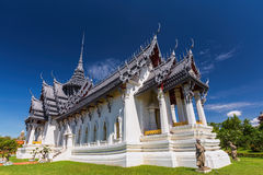 Sanphet Prasat Palace in Ancient City Stock Image