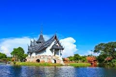 Sanphet Prasat Palace Stock Images