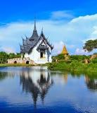Sanphet Prasat Palace Royalty Free Stock Photography