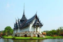 Sanphet Prasat Palace Bangkok Stock Photo