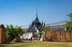 Sanphet Prasat Palace Royalty Free Stock Image